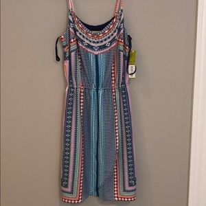 Gianni Bini Dress colorful